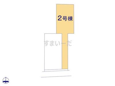 【区画図】グラファーレ磯城郡田原本町唐古