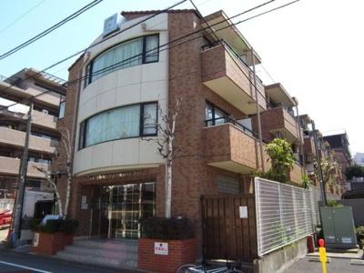 東急池上線「長原駅」徒歩10分のマンションです。