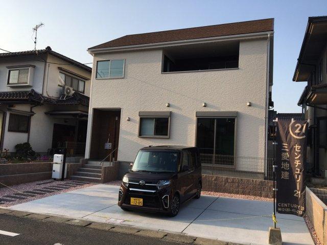 【外観】リナージュ西区今宿東20-1期 4LDK オール電化住宅