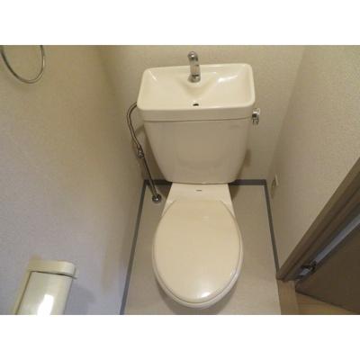 【トイレ】サンテミリオン早稲田駅前弐番館