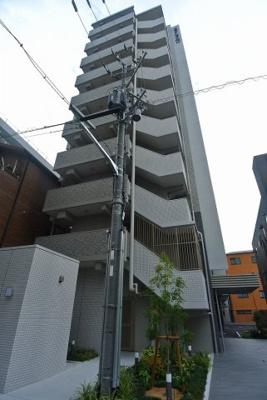 【外観】エスリード大阪梅田リュクス