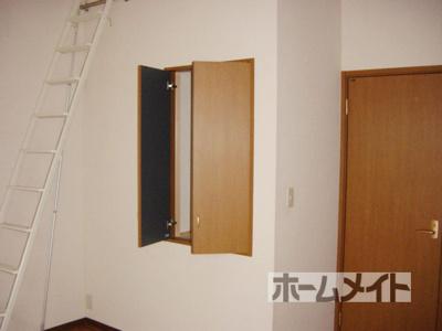 【洋室】シャレー高槻