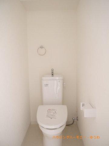 【トイレ】ライオンズマンション大山西町