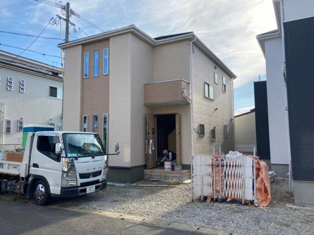 【外観】ファーストタウン糸島市高田1丁目1号棟 4LDKオール電化住宅