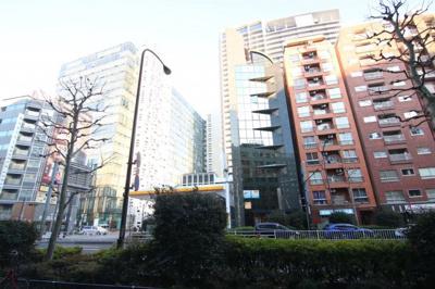 【外観】ライオンズマンション新宿