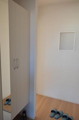 【玄関】ハイムヴァルト