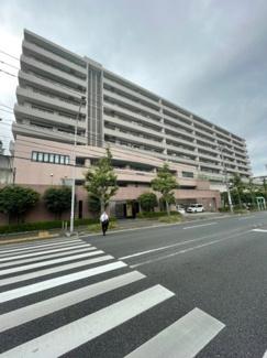 【外観】ヴィルヌーブ横浜港南台 3LDK リノベマンション