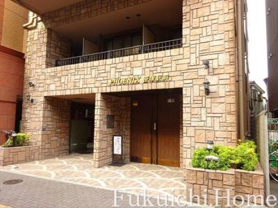 【エントランス】フェニックス笹塚駅前