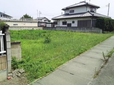 【外観】藤岡市岡之郷の土地