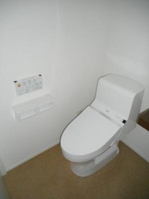 【トイレ】ワグテイル