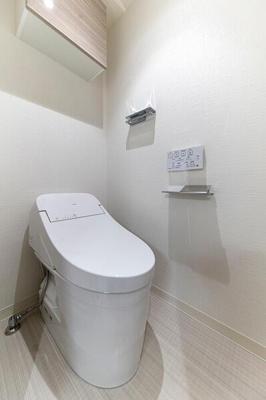 【トイレ】ココキューブ日暮里