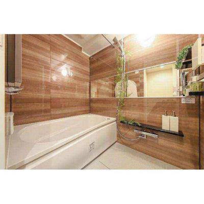 【浴室】中銀南青山マンシオン