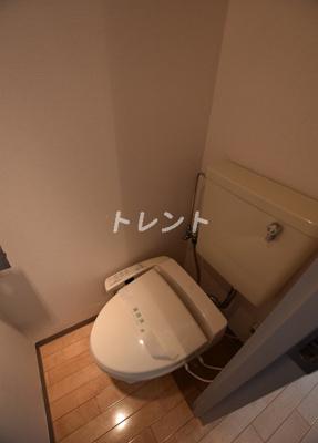 【トイレ】ファロス神楽坂nb