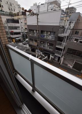 【バルコニー】ファロス神楽坂nb