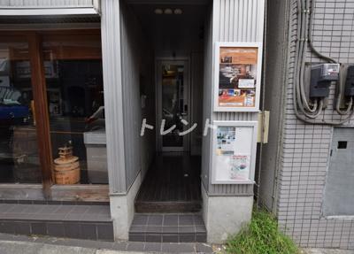 【エントランス】ファロス神楽坂nb