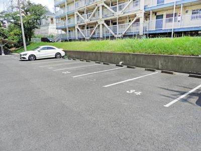 【駐車場】ビレッジハウス倉治3号棟