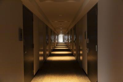 内廊下 ※参考写真