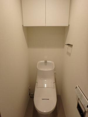 【トイレ】プラウドフラット戸越銀座