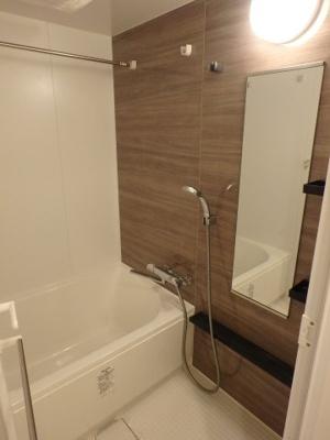 【浴室】プラウドフラット戸越銀座