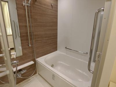 【浴室】パークコート渋谷 ザ タワー