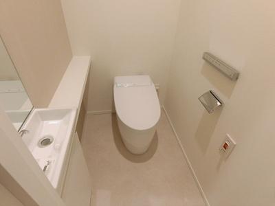 【トイレ】パークコート渋谷 ザ タワー