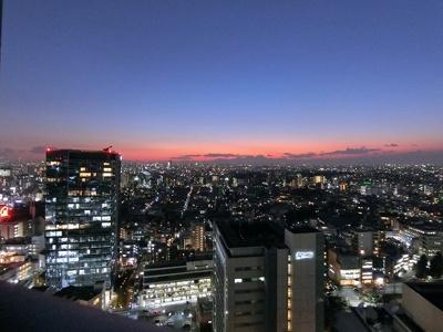 【展望】パークコート渋谷 ザ タワー