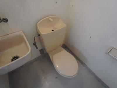 【トイレ】クレセンティア神戸・北野