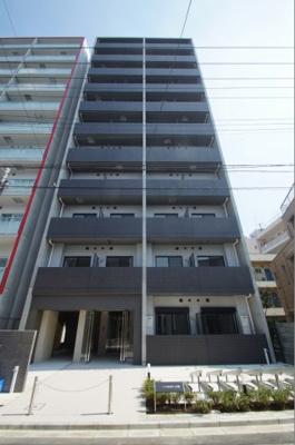 京急本線「八丁畷駅」徒歩2分の駅チカマンションです。