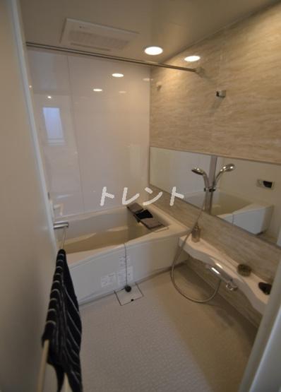 【浴室】カスタリア初台Ⅱ