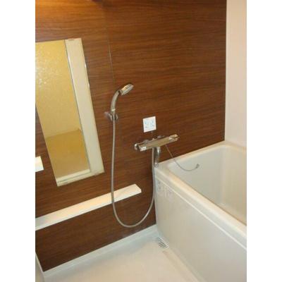 【浴室】ルミエール門前仲町