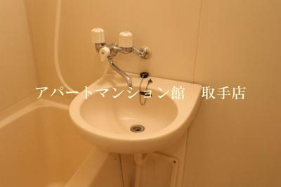 【洗面所】TNサニーハイツ
