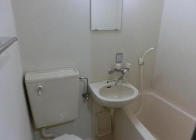 【浴室】インタースペースⅠ
