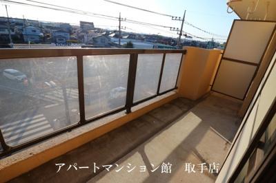 【バルコニー】ル・マ・デュ・キャルム