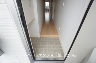 【玄関】カーサ・アグロス