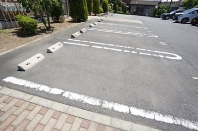 【駐車場】フラワーガーデン青柳