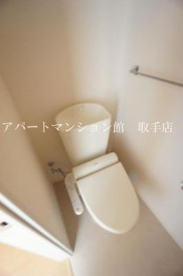 【トイレ】フォンテーヌA