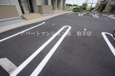 【駐車場】フォンテーヌA