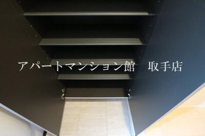 【収納】サンステイトゆめみ野