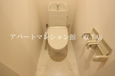 【トイレ】サンステイトゆめみ野