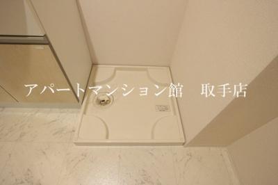 【洗面所】サンステイトゆめみ野