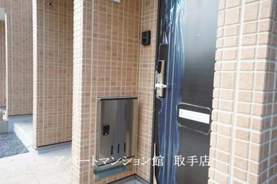 【玄関】フォーレストガーデン