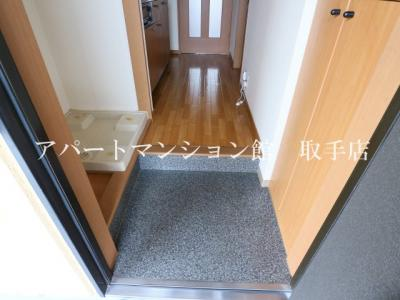【玄関】リバティーハイツ・エビハラ