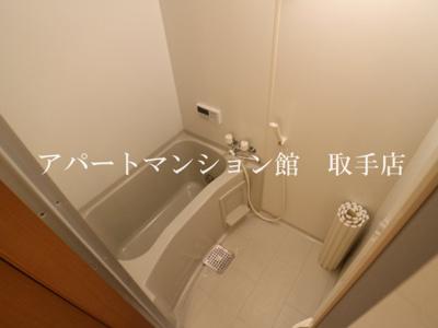 【浴室】リバティーハイツ・エビハラ