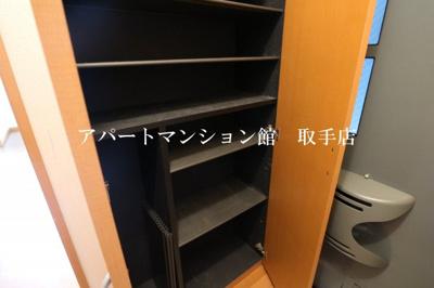 【玄関】シャンティ花輪台