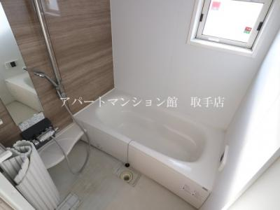 【浴室】パティオ藤代Ⅱ