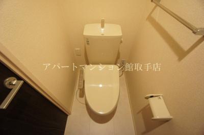 【トイレ】コーポファミーユM