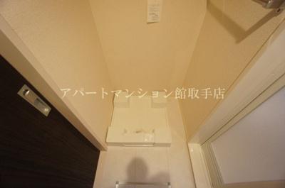 【設備】コーポファミーユM