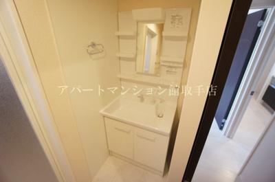 【独立洗面台】コーポファミーユM