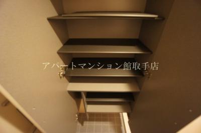 【収納】コーポファミーユM