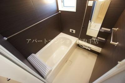 【浴室】コーポファミーユM